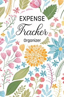 Expense Tracker Organizer: Keep Track  Daily Record about Personal Cash Management (Cost, Spending, Expenses). Ideal for Travel Cost, Family Trip (Volume 3)