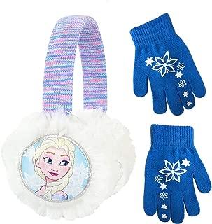 Frozen Elsa Earmuff and Glove Set [4015]
