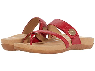 Aetrex Izzy (Red) Women