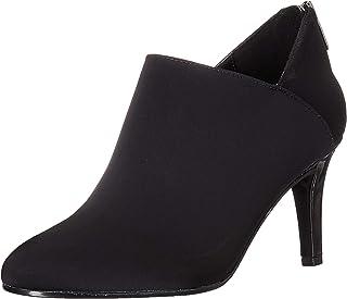 Bandolino Footwear Women's Dawn Ankle Boot, Black, 8 M US