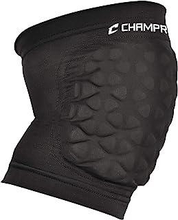 Champro Deportes Tri-Flex Rodilleras, Negro, Varsity–,