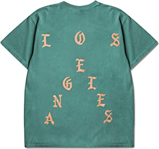 AA Apparel The Life of Pablo Tour Los Angeles Pop up Seafoam Short Sleeve