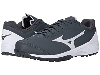 Mizuno Dominant 3 All Surface Turf Shoe (Grey/White) Women