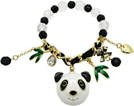 Libaraba Exquisite Cute Panda Bracelet,Many Parts Bracelet: Sports &Amp; Outdoors