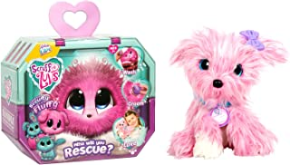 Little Live Scruff-A-Luvs Plush Mystery Rescue Pet - Pink