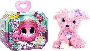 Little Live Scruff-A-Luvs Plush Mystery Rescue Pet - Pink