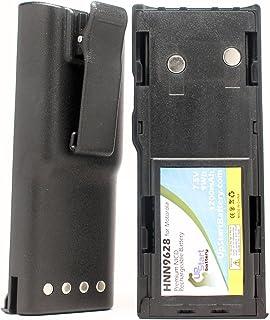 Motorola PRO3150 - Batería de repuesto con clip para Motorola HNN9628 (1200 mAh, 7,5 V, NI-CD)