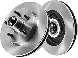 CRK14487 FRONT Premium Grade OE 305 mm [2] Rotors Set [ for Ford Explorer Sport Trac 2001-2005 2WD ]