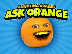 Annoying Orange - Ask Orange