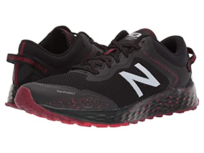 New Balance Fresh Foam Arishi Trail (Black/Team Red) Men