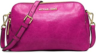 MICHAEL Michael Kors Medium Alexis Messenger Bag in Fuchsia