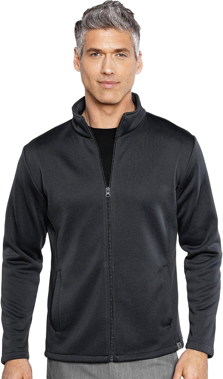Med Couture RothWear 5 ☆ popular Men's Bonded Fleece Columbus Mall Stamford Jacket