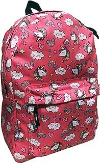 Unicorn Backpack (Pink)