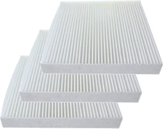 Replace CF10134,CP134,Cabin Air Filter for Honda Accord (2003-2018),Accord Crosstour (2010-2011), Civic (2006-2015), Croostour (2012-2015), CR-V (2007-2016), Odyssey (2005-2017),Acura,(3 Pack)