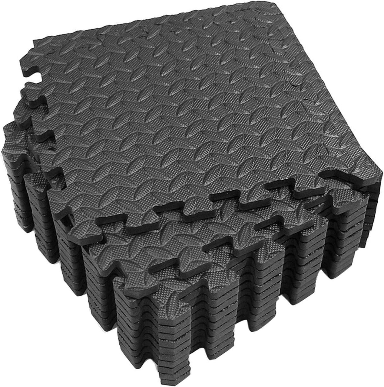 Feilengs Foam Exercise Max 85% OFF Mat Sale price Tiles EVA Interlocking 12pcs 30x30cm