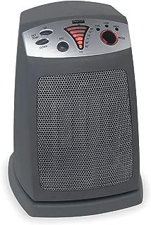 Dayton 1VNX1 Electric Heater, Electronic Ceramic, 1500W