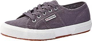Superga 2750 Cotu Classic, Sneaker Basse Mixte, Grey Iron, 48 EU