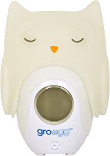 The Gro Company GRO-Egg Shell Cover Thermometer, Oona The Owl