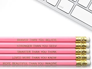 Best cute pencil quotes Reviews