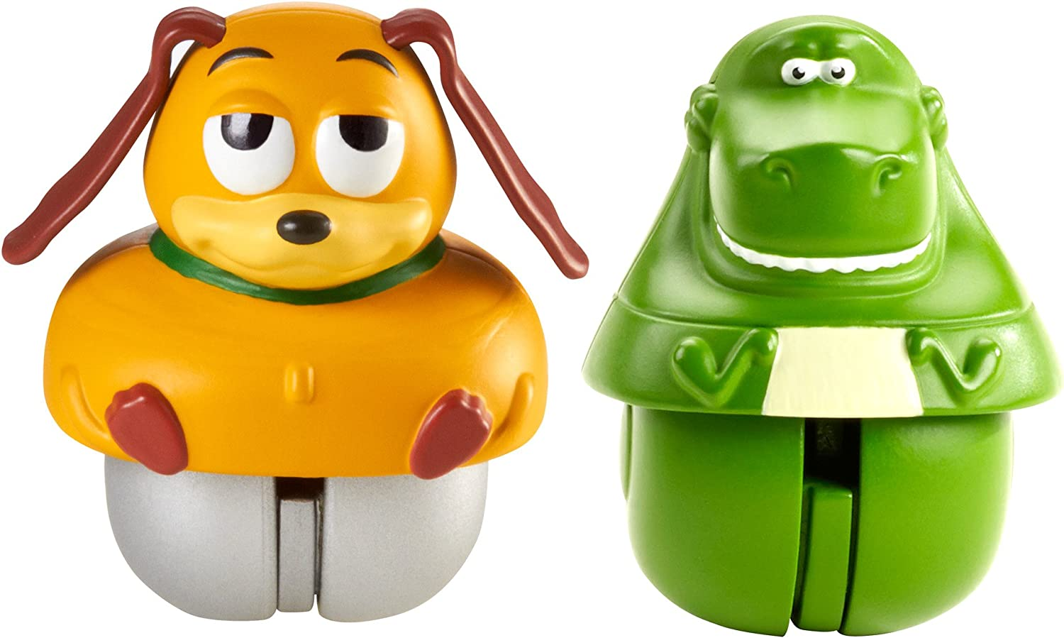 descuento online Juguete Story Story Story Zing Ems Rex and Slinky Dog by Mattel  envío gratuito a nivel mundial