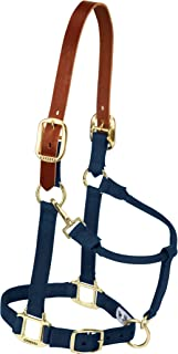 Weaver Leather Breakaway Original Adjustable Chin and Throat Snap Halter