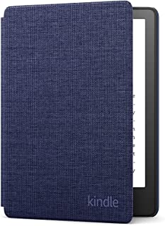 Étui en tissu pour Amazon Kindle Paperwhite   Compatible avec les appareils 11e génération (modèle 2021)   Bleu Marine
