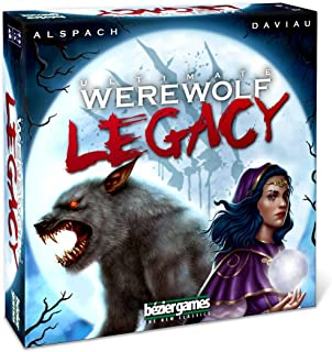 Bezier Games Ultimate Werewolf Legacy