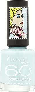 Rimmel London 60 Seconds Nail Polish By Rita Ora, Breakfast in Bed