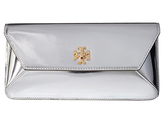 4af721382e Tory Burch Kira Metallic Envelope Clutch at 6pm