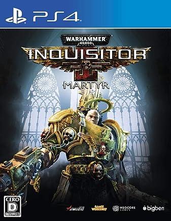 Oizumi Amuzio Warhammer 40 000 Inquisitor Martyr SONY PS4 PLAYSTATION 4 JAPANESE VERSION