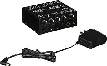 Best 2 channel summing mixer Reviews