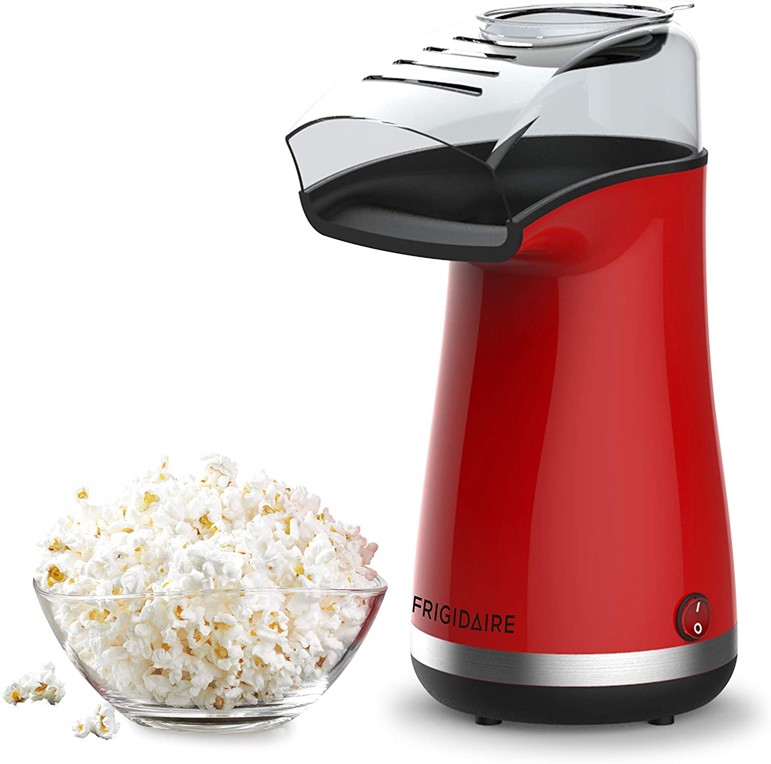 Frigidaire EPM102-RED Deluxe Hot Air Popcorn Popper