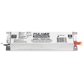 Fulham Lighting Fulham WorkHorse Adaptable Ballast WH7-120-H Fulham Co Inc.