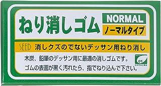 シード ねり消しゴム ノーマルタイプ ホワイト EK-NK1-20P