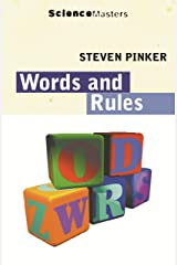 Words And Rules: The Ingredients of Language (SCIENCE MASTERS) Kindle Edition
