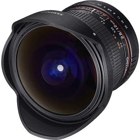 Samyang 12 2 8 Objektiv Fisheye Dslr Sony E Manueller Kamera