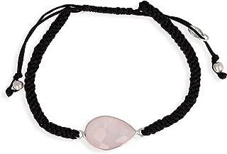 CrystalTears Bracelet Pierre Chakra Quartz Cristal Arbre de Vie Gravure Gu/érison Reiki Yoga Bracelet /Élastique Pierre de Lave Diffuseur dHuiles Essentielles