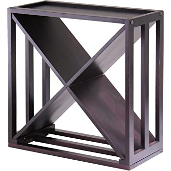 Winsome Wood Kingston X-Design Wine Storage Cube
