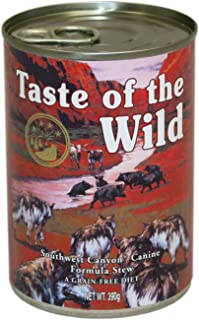 Taste Of The Wild Alimentacion Humeda con Jabali pack de 12 x390 gr Southwest Canyon