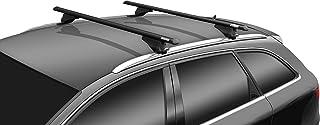 VDP Barres de Toit en Aluminium RB003 Compatible avec Opel Insignia SW 5 Portes /à partir de 2017.