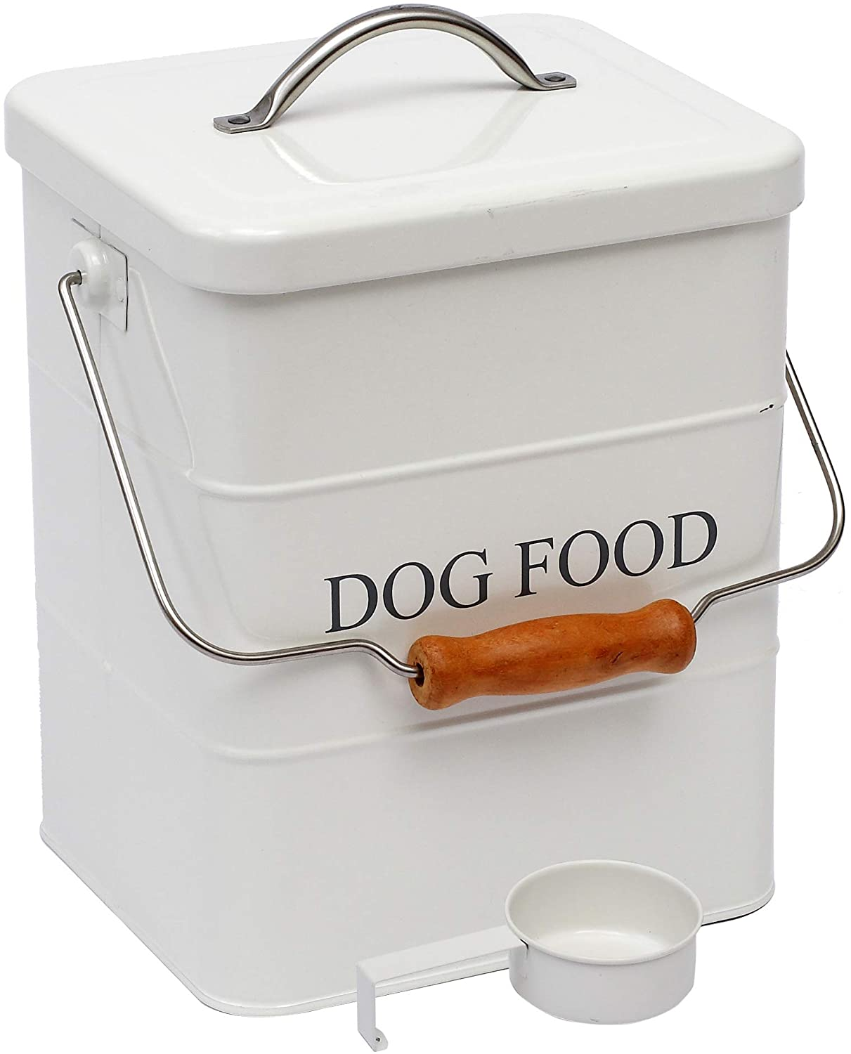 Industry No. 1 Morezi Pet Treat and Food Storage Include lid Branded goods with Scoop tin