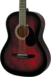 Best acoustic red guitar Reviews