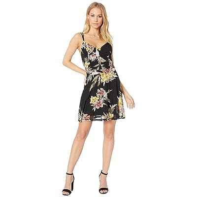 Volcom Slushy Hour Dress (Black Combo) Women