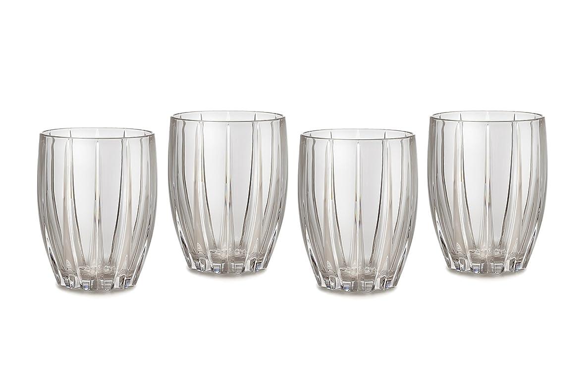 浸すハント泥沼Marquis by Waterford Omega Double Old Fashioned Glasses, Set of 4 by Marquis By Waterford