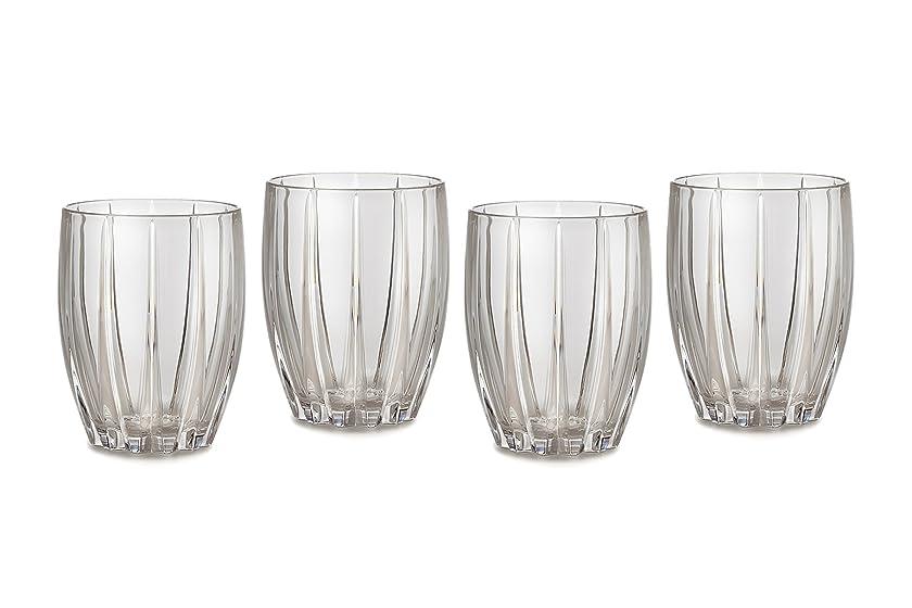 宣言するモバイル探偵Marquis by Waterford Omega Double Old Fashioned Glasses, Set of 4 by Marquis By Waterford