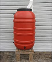 Best 55 gallon food grade quality recycled barrel Reviews