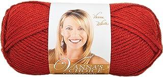 Lion Brand Vanna's Choice Yarn (133) Brick