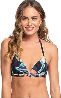 Roxy Damen Printed Beach Classics B/ügel-Bikinioberteil mit K/örbchengr/ö/ße D f/ür Frauen Separate Top