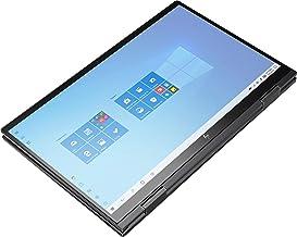 "Newest HP ENVY x360 2-in-1 15.6"" FHD IPS Touch-Screen Laptop With WOOV Sleeve, 6 Core AMD Ryzen 5-4500U, Backlit Keyboard,..."