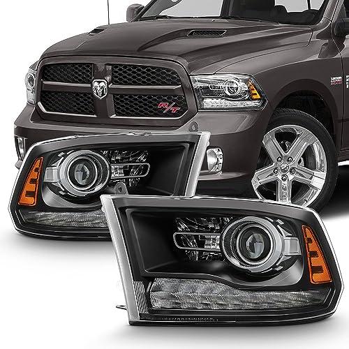 Ram Factory Projector Headlights Amazon Com